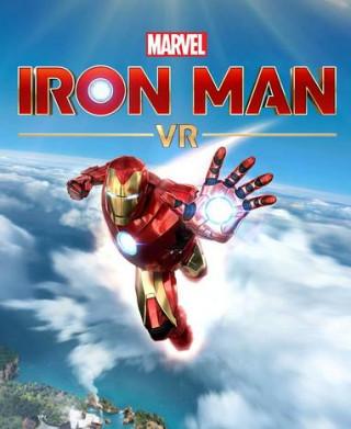 Постер Iron Man VR